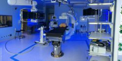 "Image: Surgery""Hybrid-OP""; Copyright: Klinikum Weiden/private"