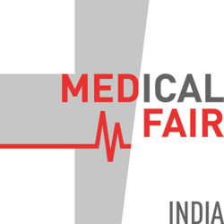 Logo Medical Fair India