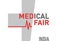 Logo MEDICAL FAIR INDIA – NEW DELHI