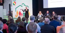 Foto: REHACARE FORUM with speakers and audience