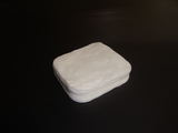 Square cotton pads