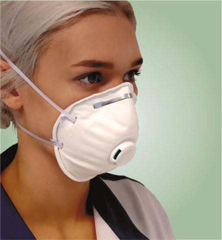 Filtering Face Mask