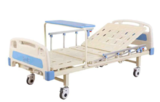 Two Functions Manual Hospital Bed