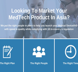 Marketing your MedTech Product in Asia Pacific