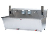 AD-450 HAND WASHING SINK FOR OPERATION ROOMS- 304 QUALITY STAINLESS STEAL