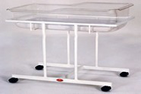 AD-252/B BABY COT - PROJILE PIPE