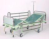 AD-183/T HOSPITAL BED WITH TWO ADJUSTMENT MANUALLY